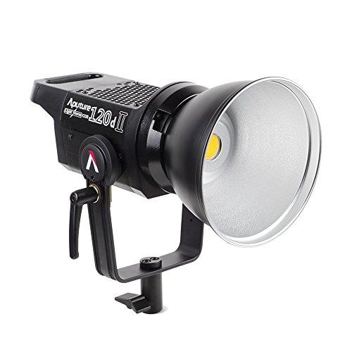 Aputure Light Storm LS C120d II COB 120D Mark 2 180W 5500K LED Continuous Video Light CRI96+ TLCI97+ Bowens Mount,The Ultimate Upgrade,Support DMX,5 Pre-Programmed Lighting Effects