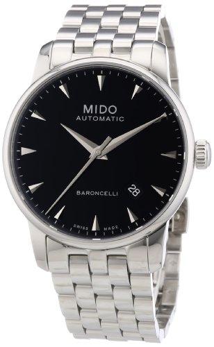 MIDO Baroncelli Ii 38mm M86004181- Orologio da uomo