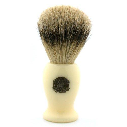 Vulfix Super Badger Shaving Brush (660) - Ivory - Medium