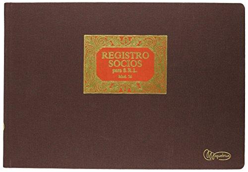 Miquel Rius 5076 - Libro de registro de socios