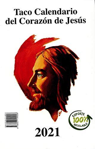 taco 2021 sagrado corazón De Jesús. Gigante (A4)
