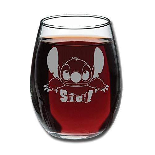 Ballbollbll Copa de vino belga grabada personalizada, copa de vino sin tallo, única taza perfecta para aniversario de boda, taza de whisky blanca de 350 ml