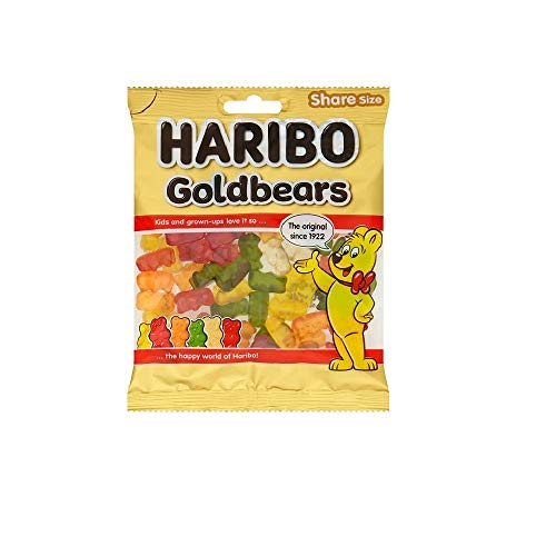 Haribo Goldbears Share Size Jellies 180g