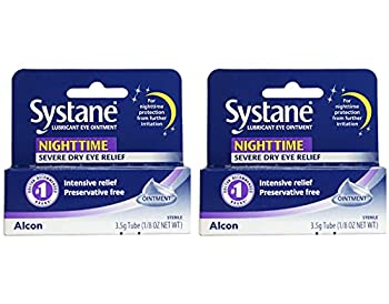 Systane Lubricant Eye Ointment 3.5 g  2 Pack