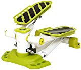 SNOWWOLF Home Mini Up-Down-Stepper, Step Trainer, Seitwärts-Stepper, LCD-Display,...