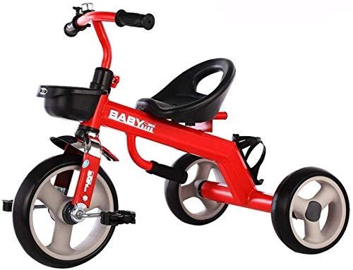 Pushchairs Kinderschommelende Paard Trikes Peuter Fiets Peuter Tricycle,Peuter Fiets Peuter Outdoor Baby Bike Binnen Tricycle Kinderen 1-3-6 Jaar Baby Producten