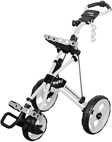 Clicgear Kid 's rv3j Rovic Trolley–Weiß
