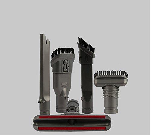 Meijunter Brosse à buse plate pour Dyson DC35 DC45 DC58 DC59 DC62 V6 Vacuum Cleaner