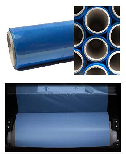 BIOfolie 0905 Folienrolle für STEPSTAR & BIOTHERM   Überschuh-Folie > für jede Größe/Form, extrem rutsch- & reißfest, gegen Schmutz, hoher Tragekomfort, kompostierbar nach EN13432