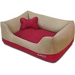 15f3bc7ab2d How To Choose A Dog Bed For Your Pug - Raising Pugs