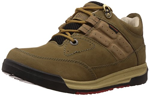 Redchief Men's Mendhi Leather Trekking and Hiking Footwear Shoes - 10 UK (RC2601 009) Brown