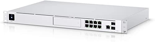 Ubiquiti UniFi Dream Machine Pro All-in-one Home/Office Network Solution Switch, White