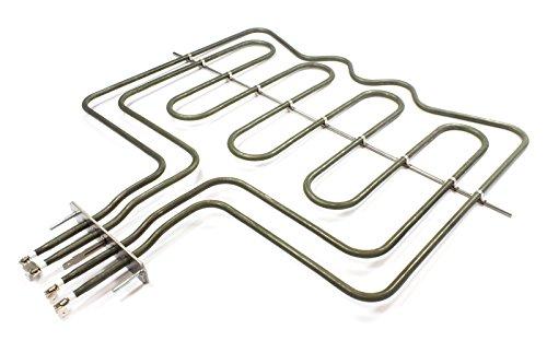 Heizung, Heizelement Oberhitze/Grill passend für Backofen, Herd AEG Electrolux Zanussi - Nr. 8996619265029