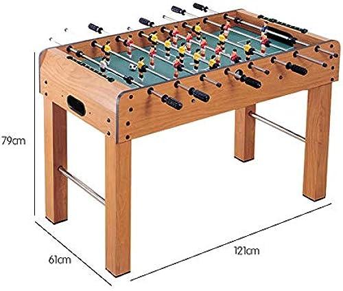 GG-Kinderspielzeug Speed  all TischFußball fortgeschrittener zusammengebauter Fußballtisch kann die p gogischen Spielwaren der Kugelfamilienkinder treten