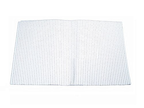 LAZER ELECTRICS Universal Cooker Oven Extractor Hood Vent Grease Filters for All cooker hoods (Cut To Size 114 X 47Cm)