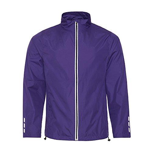 AWDis Just Cool - Veste jogging - Adulte mixte (M) (Violet)