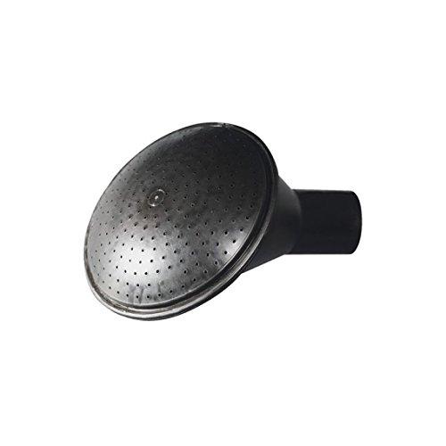 GELI - Alcachofa de repuesto para regadera (plástico, 5 L), color negro
