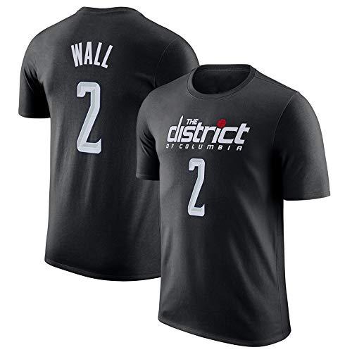 Fans De Baloncesto De La NBA para Hombres Jersey Washington Wizards John Wall Bradley Beal Camiseta De Manga Larga Ropa para Jóvenes Sudadera S-XXXL C-XXXL