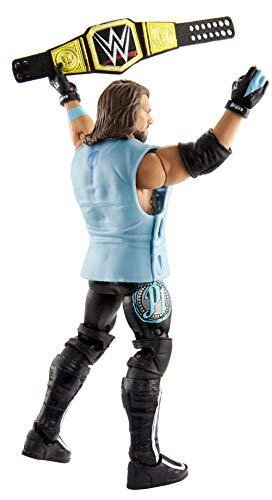 WWE AJ Styles Elite Collection Series # 66 Action Figure Mattel GCL31