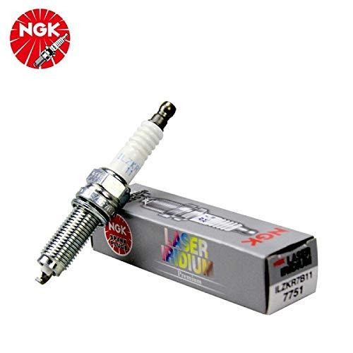 NGK 7751 ILZKR7B11 Bujía de encendido Iridium láser 1pce