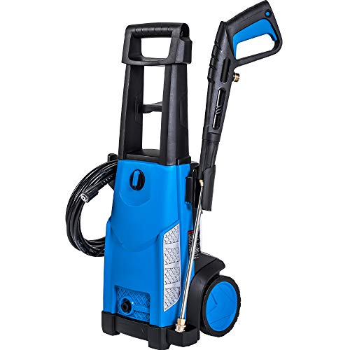 Check Out This Electric Pressure Washer Machine with Multi Quick-Connect Spray Tips, Powered Cleaner...