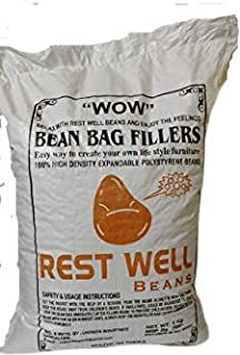 Rest Well Bean for Bean Bag Filling -Superior Grade -1 kg
