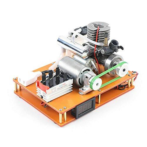 2 Takt Benzin Stromerzeuger Generator Methanolmaschine 15 Grade Methanol Motor Elektrischer Stromerzeugung 100-500V Fur RC Auto Boot Flugzeug
