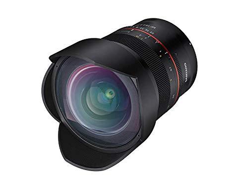 Samyang MF 14mm F2.8 RF Canon EOS R - manuelles Ultraweitwinkel Objektiv, 14 mm Festbrennweite für Canon EOS R & RP Vollformat & APS-C Kameras mit RF Anschluss, für EOS Serie