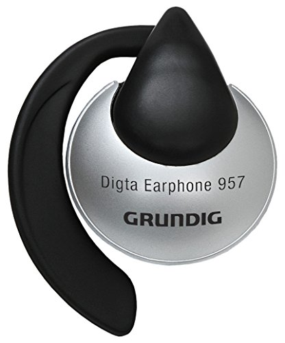 Digta Earphone 957 GBS (PCC9571), drehbarer Kopfhörer mit Schaumstoffpolster und GBS-Anschluss