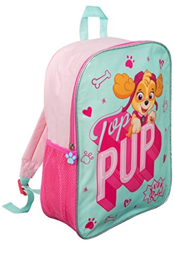 PAW PATROL Top Pup Girls Backpack, Multicolour