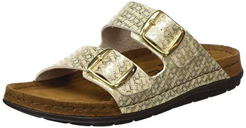 Rohde Damen Rodigo Pantoletten, Gold (Gold 29), 35 EU