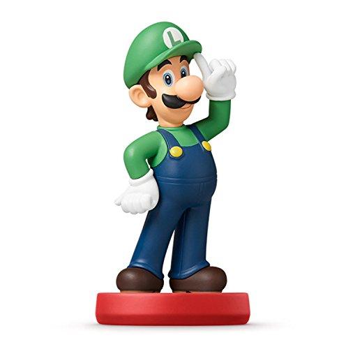 Amiibo Luigi - Super Mario series Ver. [Wii U][Importación Japonesa]