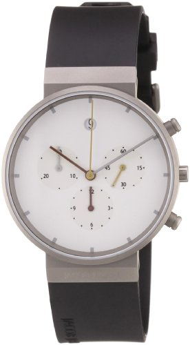 Jacob Jensen Herrenarmbanduhr Chronograph 601