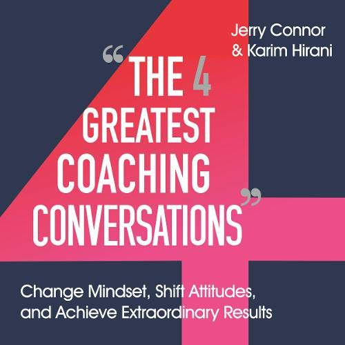 The Four Greatest Coaching Conversations cover art