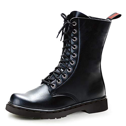Demonia Veggie Combat Punk Boots Defiant-200 mattschw. Gr.46