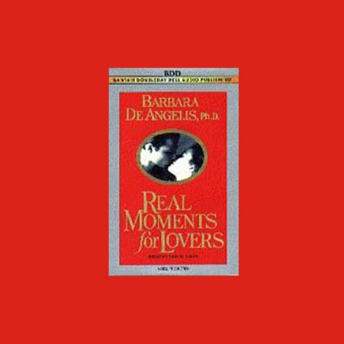 Real Moments for Lovers audiobook cover art