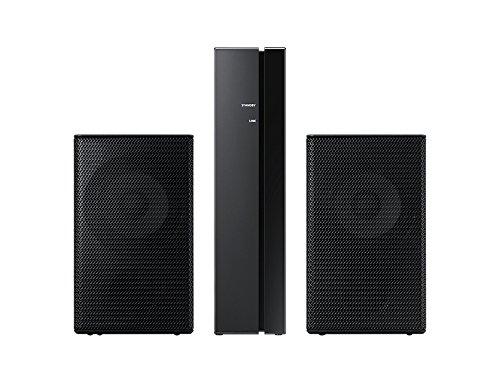 Samsung SWA-9000S Lautsprecherset 2.0 Kanäle Schwarz - Lautsprechersets (2.0 Kanäle, Universal, Schwarz, AC, 364 mm, 252 mm)