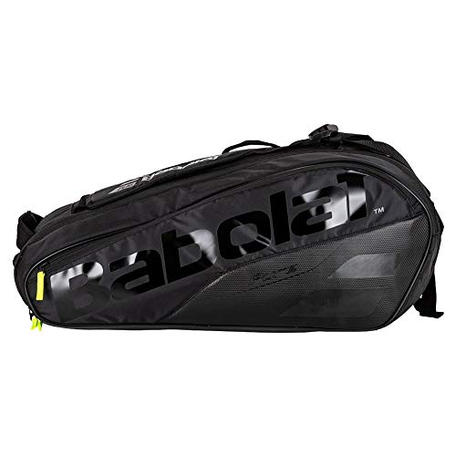 Babolat Pure Ltd. Racquet Holder x6 Tennis Bag (Black)