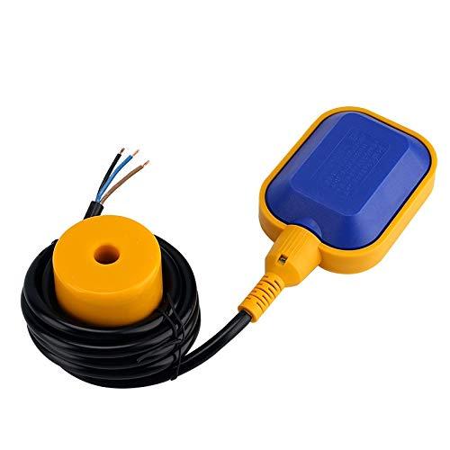 Sensor Controlador de Interruptor de Flotador líquido Interruptores Líquido Líquido de Nivel de Agua Interruptor de Flotador del Sensor del contactor del Controlador para el hogar, reactores, prensas