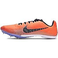 Nike Zoom Rival M 9 Track Spike Unisex Shoes (Bright Mango/Blackened Blue)