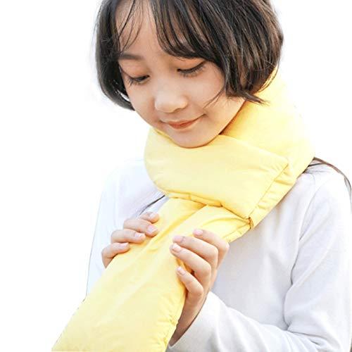 YYIXING Kinder Winter Schal USB Beheizter Schal Waschbar Heizschal Verschleißfest und Anti-Falten für Jungen...