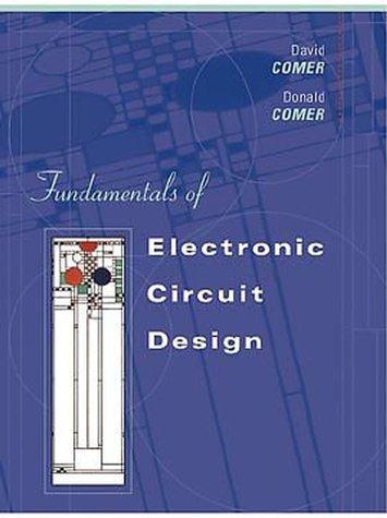 Fundamentals of Electronic Circuit Design