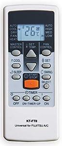 Mando a distancia para aire acondicionado, climatizador Fujitsu General aire acondicionado,bomba de calor, inverter compatible con todos los modelos