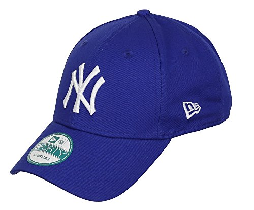 New Era 9forty Strapback Cap MLB New York Yankees #2507, One-size-fitts-all,Blau