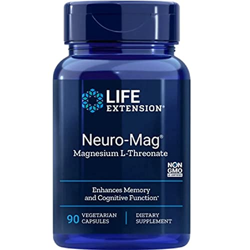 Life Extension, Neuro-Mag,...