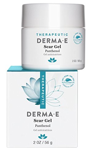 Derma E Scar Gel - 2 Oz (Pack of 2)