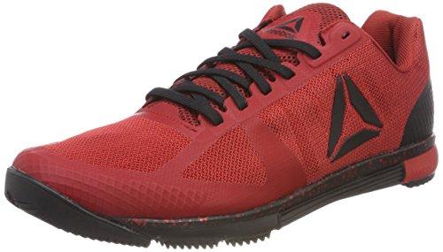 Reebok Herren Crossfit Speed TR 2.0 Fitnessschuhe, Rot (Rich Magma/Black/Primal Red 000), 42 EU