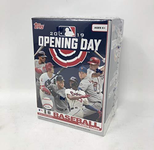 Topps 2019 Opening Day Baseball Retail Value Box