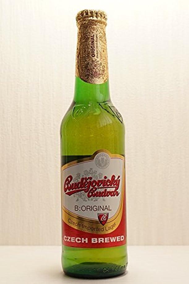 できれば忙しいうねるチェコの伝統的なビール ブデヨビツキブドバー330mlボトル×6本