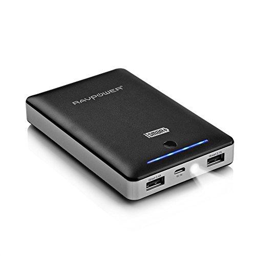 RAVPower Bateria Externa 13000mAh Doble...